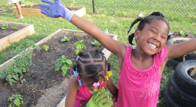 Shalom Farms teaching kids to grow food sm