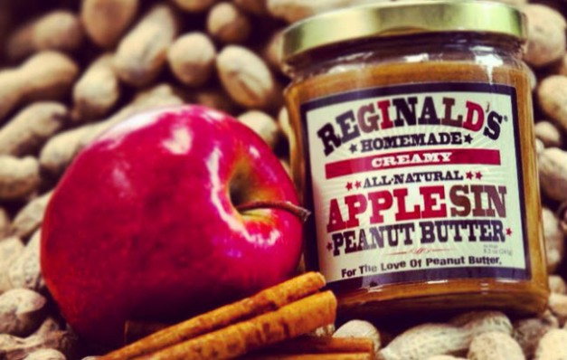 all natural peanut butter Virginia