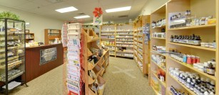 Good Health Herbs supplement shop in Richmond Virginia