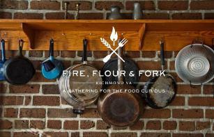 fire flour fork
